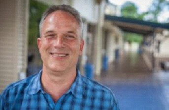 Pastor Mike Collum